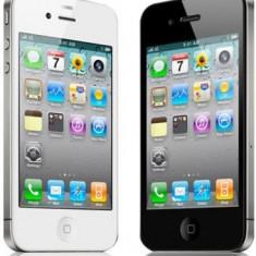 iPhone 4 Apple black 16 gb neverlock, Negru, Neblocat