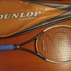Racheta Dunlop I-ZONE 7 - Racheta tenis de camp Dunlop, SemiPro, Adulti, Grafit