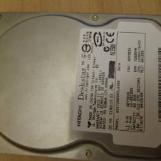 Hard disk HITACHI 80 GB SATA 7200 rpm, 40-99 GB, 8 MB