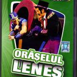 Film serial Altele, Familie, DVD, Romana - DVD Oraselul lenes, disc 3, 2 episoade dublate in lb romana