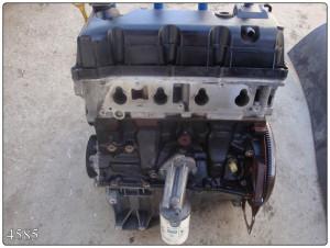 4585 - Motor Ford Fiesta 1.3 benzina Duratec 70 CP, an 2007 cu 76000 KM ,  cod motor A9JA cu garantie foto