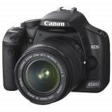 DSLR Canon 450D si obiectiv Tamron 70/300mm, Kit (cu obiectiv), 12 Mpx