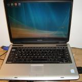 TOSHIBA duolCore 1, 73GHZ, 2G RAM, 120HDD 4USB, sVideo, WiFi - Laptop Toshiba, 17 inch, Intel Core Duo, 1501- 2000Mhz, 2 GB, 120 GB