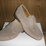 Pantofi barbati Timberland, Piele intoarsa - OFERTA! Pantofi LUX barbat Timberland Earth Keepers anti-fatigue ORIGINALI 42.5