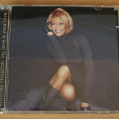 Whitney Houston - My Love Is Your Love - Muzica Pop arista