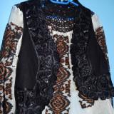 COSTUM POPULAR - ZONA OLT (vechime - 3 generatii) - HAND MADE 100% - Costum populare, Marime: 48