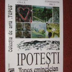 IPOTESTI -Topos eminescian - Valentin Ciuca, Constantin Prut (album) - Album Arta