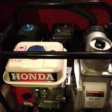 Pompa gradina - Motopompa apa murdara Honda WT 40 X
