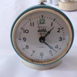 Ceas desteptator - CEAS DE MASA MECANIC, MARCA SERKISOF-GARANTI