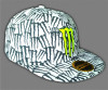 LICHIDARE-SAPCA MONSTER ENERGY(FULLCAP)