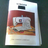 Manual masina de cusut Singer