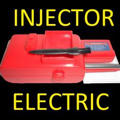 Aparat rulat tigari - Injector tutun in tuburi pe baterii portabil