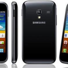 Vand samsung galaxy ace 2 nuo sigilat - Telefon mobil Samsung Galaxy Ace 2, Negru