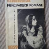 Aron Petric Nichita Adaniloaie Unirea principatelor romane 1859 - Istorie