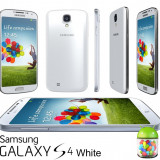 Telefon mobil Samsung Galaxy S4, Alb, 16GB, Neblocat, 1500-1799 MHz - Samsug GALAXY S4 i9505 16GB WHITE FROST ALB 4G NOU ! Neverlocked ! SUPER OKAZIE!