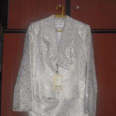 Rochie de seara, Marime: 38, Crem, Midi, Lunga - Costum elegant