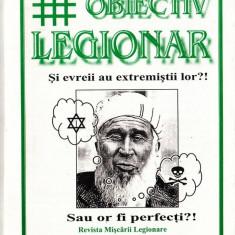 OBIECTIV LEGIONAR - REVISTA MISCARII LEGIONARE NR. 1 DIN IANUARIE 2004 - Revista culturale