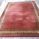 Covor persan KESHAN original, covor vechi din LANA pura VIRGINA -2m x 3 m