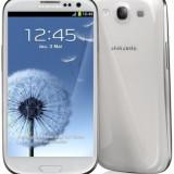 Schimb samsung galaxy s3 + husa cu baterie externa - Telefon mobil Samsung Galaxy S3, Argintiu, 64GB, Neblocat, Quad core, 1 GB