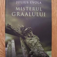 Carte religioasa, Humanitas - JULIUS EVOLA - MISTERUL GRAALULUI (Humanitas, 2008)