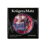 KIT CABLURI MONTAJ AUTO KRUGER&MATZ - Elemente montaj audio auto