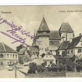 181e. Bazna - biserica fortificata