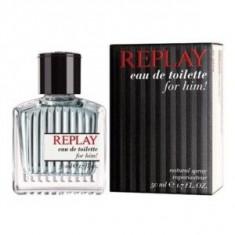 Replay Replay For Him EDT 30 ml pentru barbati - Parfum barbati