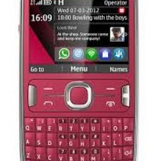 NOKIA ASHA 302 RED - Telefon mobil Nokia Asha 302, Rosu, Neblocat