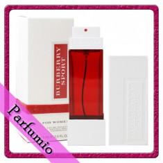 Parfum Burberry Sport feminin, apa de toaleta 75ml - Parfum femeie