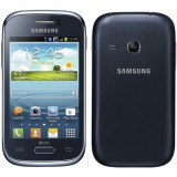 Samsung Galaxy Young - Telefon mobil Samsung Galaxy Young, Neblocat, Single SIM