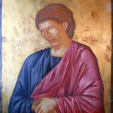 Icoana Sf. Ioan - Pictor roman, Religie, Tempera, Altul