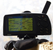 Garmin Street Pilot III pentru activitati outdoor, barca sau offroad (protejat la apa, etc) foto