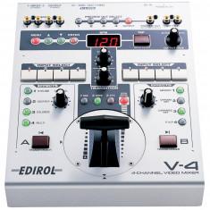 Mixer Video DJ Roland Edirol V4 - Mixere DJ Altele