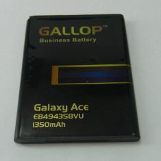 Baterie telefon, Samsung Galaxy Ace, Li-ion - Acumulator baterie Samsung Galaxy ACE S5830 + folie protectie ecran