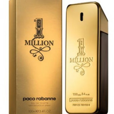Paco Rabanne 1 Million EDT 100ml - Parfum barbati Paco Rabanne, Apa de toaleta