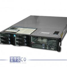 SERVER IBM XSERIES 346 2x XEON 3GHz 4GB 3x 73.4GB COMBO GB-LAN SERVERAID 7k 8840