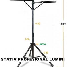 Stativ Lumini - STATIV PROFESIONAL PENTRU LUMINI DISCO, REGLABIL.FII PROFESIONIST IN CEEA CE FACI!