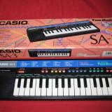Jucarie pentru copii miniorga CASIO SA-3 - Instrumente muzicale copii