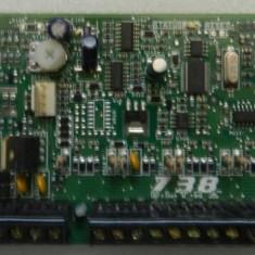 Centrala alarma PARADOX ESPRIT 728/738 ULT CCTV - Centrala antiefractie - 10 zone - Sisteme de alarma