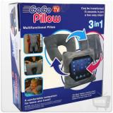 Perna 3 in 1 GoGo Pillow Tableta Calatorii Si Masina, Universal