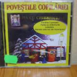 POVESTILE COPILARIEI  -  FETITA CU CHIBRITURILE , LEBEDELE , HAINELE CELE NOI ALE IMPARATULUI  (CD) SIGILAT!!!