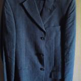 Costum barbati, 3 nasturi, Marime sacou: 46, Normal, Marime talie: 46, In - Costum barbatesc nou (2 piese) fabricat in Italia. Livrare gratuita!