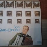 Ion Stan Onoriu acordeon vinyl populara lp ondulat electrecord