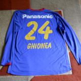 Tricou de joc Nike Sorin Ghionea -24-Steaua Bucuresti 2006- RAFO-Panasonic