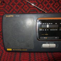 RADIO SANYO - Aparat radio Sanyo, Analog