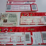 Bilet meci - Lot bilete meci fotbal DINAMO Bucuresti - STEAUA Bucuresti