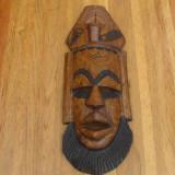 Arta din Africa - Masca de lemn, africana nr61