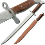 AK47 baionetă Stil sabie scurt - Briceag/Cutit vanatoare, Cutit tactic