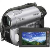 Vand Camera Sony DCR-DVD610 DVD / Memory Stick Hybrid Digital Video Camera Noua
