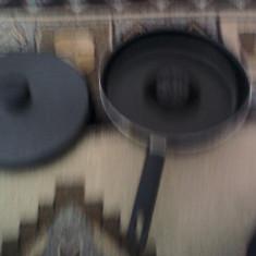 Tigaie dry cooker, Capac